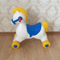 Γουρνάκι άλογο