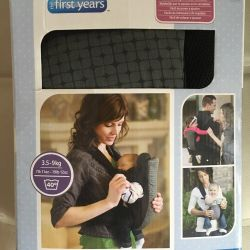 New Tomy 3-in-1 Backpack Carrying The First Years