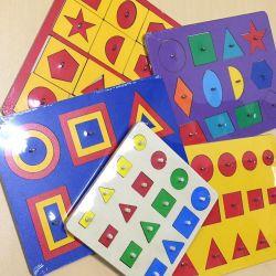 Tablete de dezvoltare M. Montessori