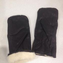 Δερμάτινα γούνινες χειροπέδες του Ναυτικού της ΕΣΣΔ