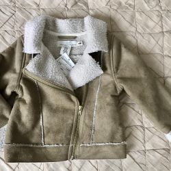 New jacket H & M 3 years old
