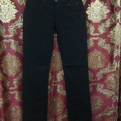 Jeans CROWN, νέο, unisex