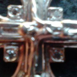 θωρακικός σταυρός, ασήμι 925