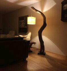 Lamp floor lamp bra.iz trees.