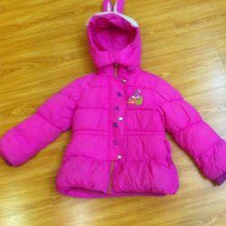 İkinci el sentetik kışlık ceket