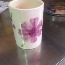 Керами Ceramic cup for creativity