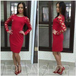 Rochie roșie