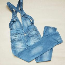 Fashion Point Jeans Jumpsuit