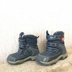 Kapika membrane shoes