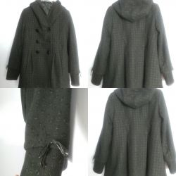 Spring coat in excellent condition