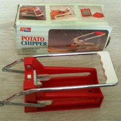 Cartofi tăietori de cartofi