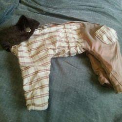 Küçük köpekler ve kediler için tulumlar !!