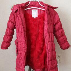 K Kanz παλτά ζεστό (χειμώνα, δεκαετία)