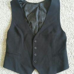 Vest for the girl, second-hand girls