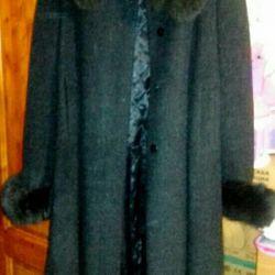 Coat drape