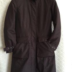 Παλτό (μπουφάν, κάτω μπουφάν) S'Oliver, demi-season, p42.