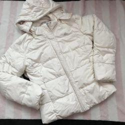 Winter down jacket Adidas