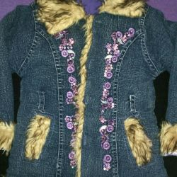 Coat for girl