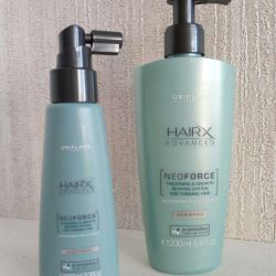 Shampoo-stimulator of hair growth