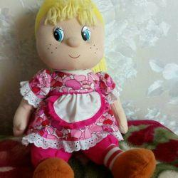 лялька ганчіркова