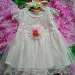 Dress for princess 62-68 r