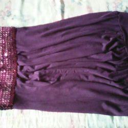 Hamile kadınlar için elbise tunik