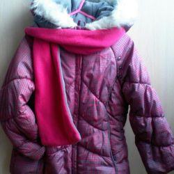 Children's demi jacket