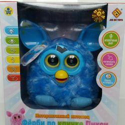 İnteraktif oyuncak Ferby Pixie mavi