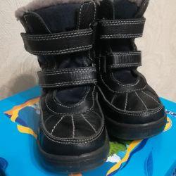 Winter boots Kotofey, size 25