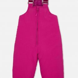 The pants warmed with elastic bands