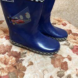 Warm rubber boots Kapik r32