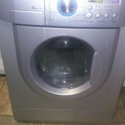 LG direct drive washing
