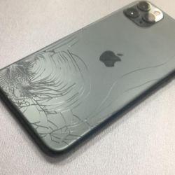 Αντικατάσταση του πίσω παραθύρου (περίβλημα) του iPhone X με λέιζερ