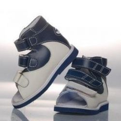 Yeni savaş karşıtı sandalet Sursil Orto 31