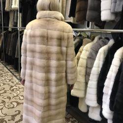 Mink coat premium 48/54