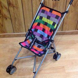 New stroller cane for dolls