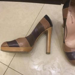 Nursace shoes leather 36 1/2