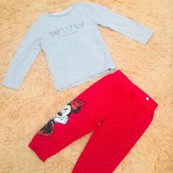 Long sleeves and sports pants for 2-3 years