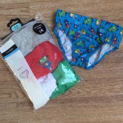 Panties for boy