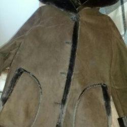 Palton de oaie artificial