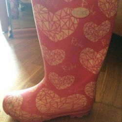 Reiki rubber boots 36 size