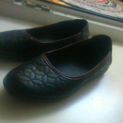 Παπούτσια, γυναικεία παπούτσια μπαλέτου