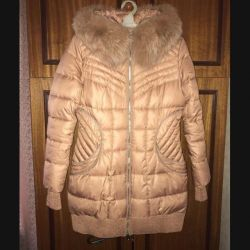 Winter warm jacket selling