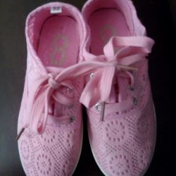 Sneakers for the girl r. 32