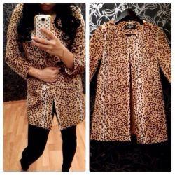 Leopard coat Chanel