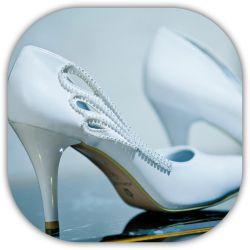Wedding shoes 38 r ideally