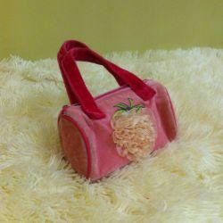 Kızlar için çanta, kullanılan, genişlik 16cm