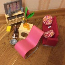 Camera de zi Barbie