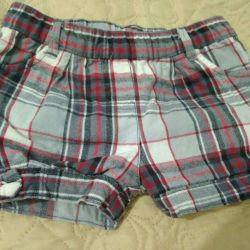 Shorts for a girl p. 80