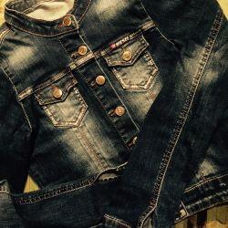 Jeans jachetă Diesel